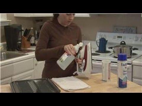 Συμβουλές για το καθάρισμα του σίδερου
