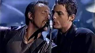 The Wallflowers One Headlight Live with Bruce Springsteen Video Music Awards