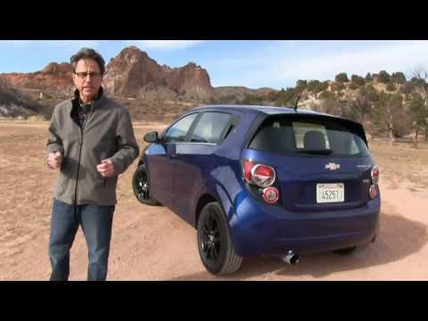 2014 Chevrolet Sonic Test Drive