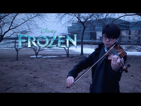 Let it go - Frozen phiên bản Violin, đố ai nghe mà không nổi da gà đấy