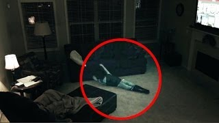Poltergeist Caught On Tape Pulling Child Across Floor. Poltergeist Diaries P6