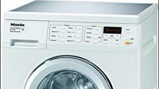 miele washing machine drain fault problem - Thủ thuật máy