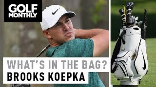Brooks Koepka I 2018 What's In The Bag? Golf Monthly