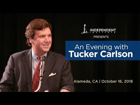 An Evening with Tucker Carlson: America's Elites Are on a Ship of Fools