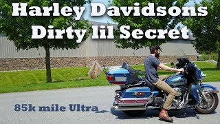 Why Harley Davidsons can Last forever