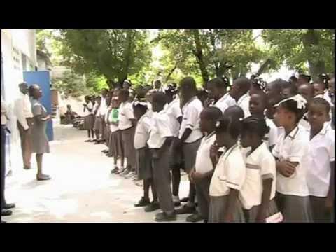 Lekol pou yo tou Education des enfants des rues