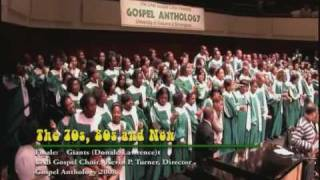 GIANTS! Donald Lawrence - by UAB Gospel Choir