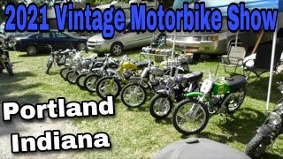 Join Taryl & Co @ the 2021 Portland, IN Vintage Motorbike Show!
