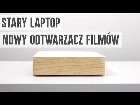Jak przerobić starego laptopa na odtwarzacz multimediów
