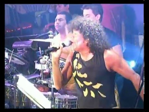 La Mona Jiménez video Enganchados  - En vivo
