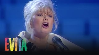 Don't Cry For Me Argentina - Royal Albert Hall | Evita
