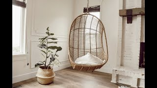 How To Install Hanging Chairs