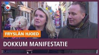 REPO: Dokkum maakt zich op voor manifestatie