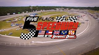 Five Flags Speedway Drift Rally
