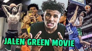 The Jalen Green MOVIE!! How He Went From International IDOL To NBA G League GAME CHANGER 😱