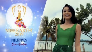 Janelle Lazo Tee Miss Earth Philippines 2019 Eco Video