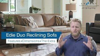 La-Z-Boy Edie Duo Reclining Sofa | Sofa Review Episode 6