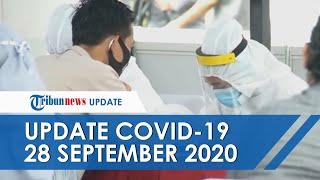 Update Corona Indonesia per 28 September: Tambah 3.509 Kasus, Total 278.722 Orang Positif Covid-19