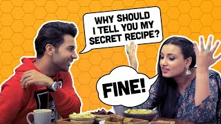 Inside Rajkummar Rao's house, head and love for food | Starry Meals with Janice