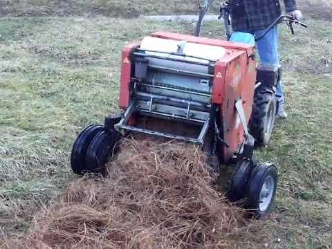 Round Straw Baler at Best Price in India
