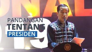 Presiden Jokowi di Mata Menteri Sofyan Djalil, Disebut Punya Visi yang Jelas