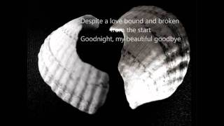 Beautiful Goodbye - Josh Kelley (lyrics).wmv
