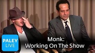 Monk - Working On The Show (Paley Center, 2008)