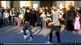 preview picture of video 'Carnevale Tribiano 2013'