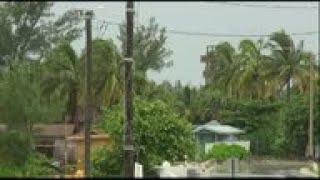 Dorian Strikes Bahamas As Category 5 Storm