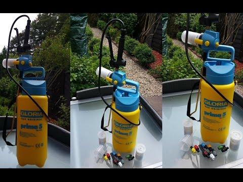 Drucksprüher - Drucksprühgerät - Gloria 5 Liter