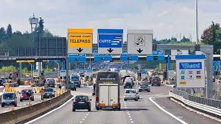 Le Autostrade Son Troppo Care , Lambrenedetto Sclera !!!