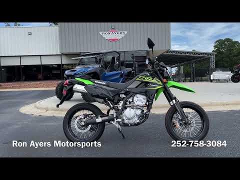 2022 Kawasaki KLX 300SM in Greenville, North Carolina - Video 1