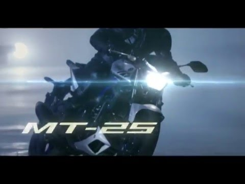 Yamaha New MT-25 #NakedVolution (TVC Official) [30sec version]