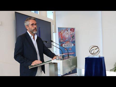 Presentación de X Torneo de Baloncesto Costa del Sol 2021