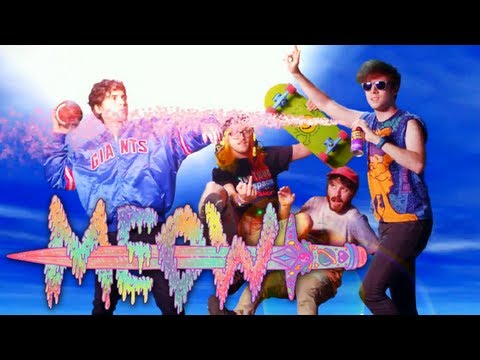 Meow (Song) by Anamanaguchi