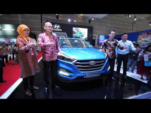 Hyundai Tucson Launch IIMS 2016 | CarBay.co.id