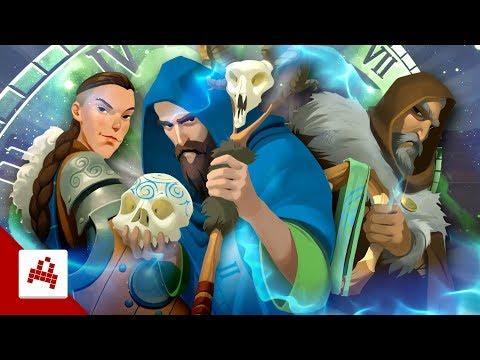 Nové RPG o cestování časem od tvůrců Dragon Age - THE WAYLANDERS