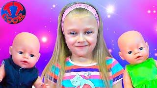 Посылка для Ярославы! Сюрпризы и Игрушки для Беби Бона Видео для детей Baby Born Doll