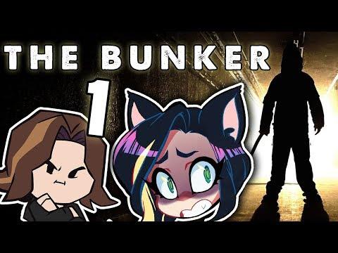 ►The Bunker w/ Egoraptor!►MOTHER►PART 1 - Kitty Kat Gaming