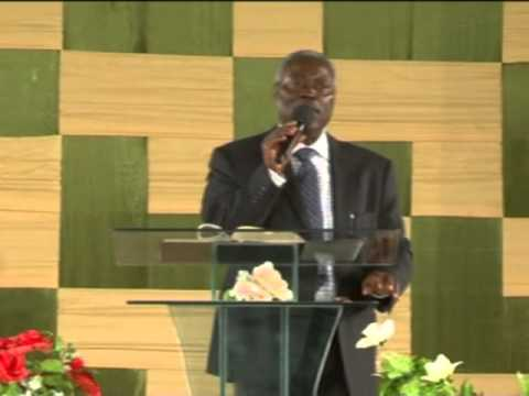 Pastor WF. Kumuyi - Supernatural Deleverance for Youth - April 2013