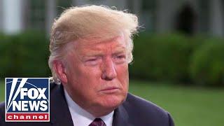 Trump: I don't want war with Iran