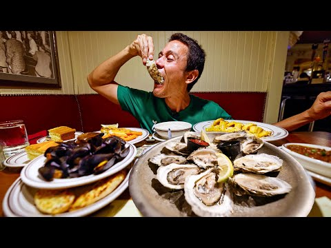 Visit the OLDEST Restaurant in the United States