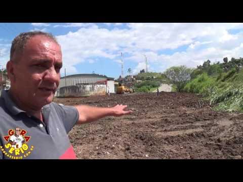Vereador Abel acompanha a evolução do Projeto da Praça da Paz no Distrito dos Barnabés
