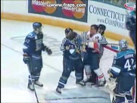 Micheal Haley vs. Dinos Stamoulis