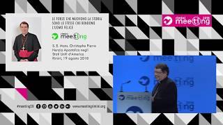 Il video dell'incontro