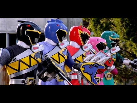 Power Rangers Dino Charge Immortals Music Video