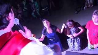 preview picture of video 'Teatro A volta de Jesus - Sementes da Fé Foz do Iguaçu 05 04 2015'