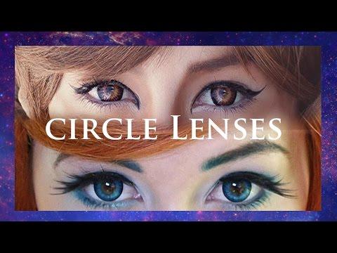 Circle Lenses I Semmy´s Art