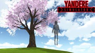¡EL FANTASMA DEL CEREZO! | Yandere Simulator