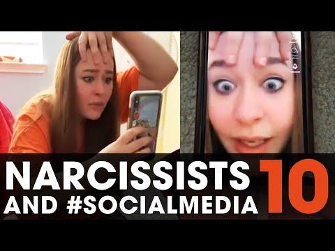 Narcisové na sociálních sítích 10